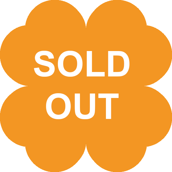 SoldOut Button Orange